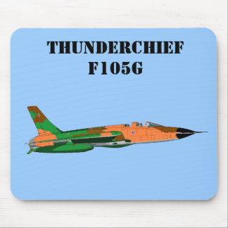, ThunderChief F105G Mouse Pad