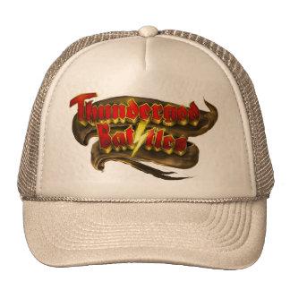 Thundergod lucha el gorra del camionero