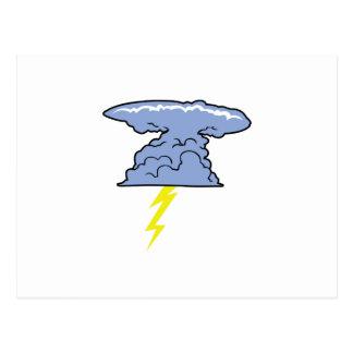 Thunderhead Postcard
