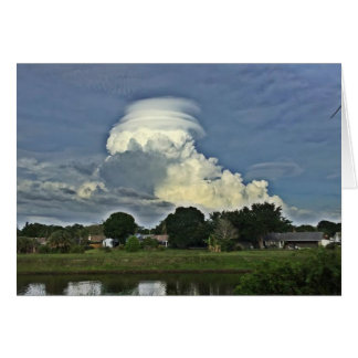 Thunderhead, Tampa FL Card