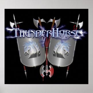 ThunderHorse Poster