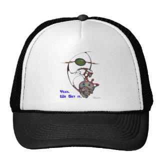 Thundering Eagle Logo T-Shirt Trucker Hat