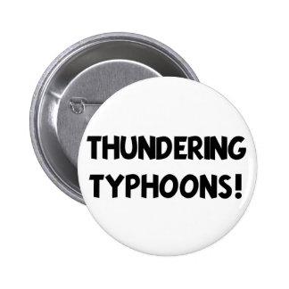 Thundering Typhoons! Pin