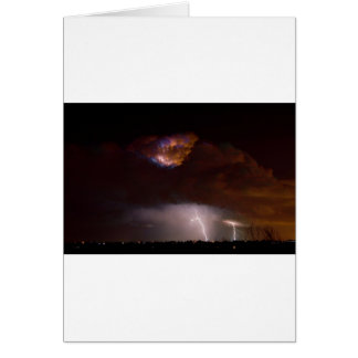 Thunderstorm Boulder County Colorado 08-15-10 Cards