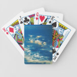 Thunderstorm Clouds Bicycle Playing Cards