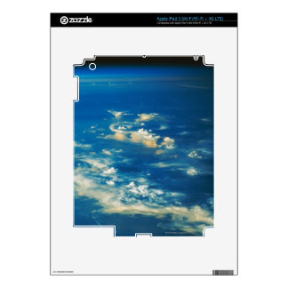 Thunderstorm Clouds Decal For iPad 3