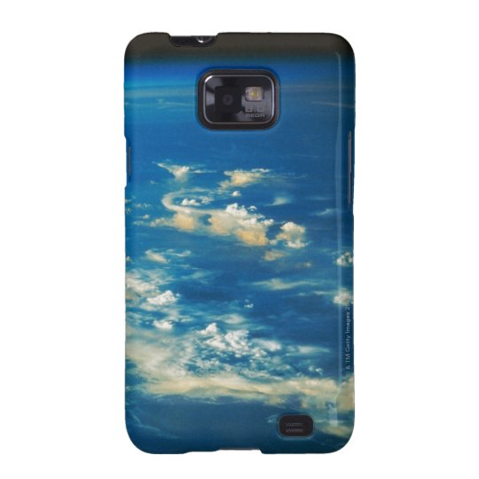 Thunderstorm Clouds Galaxy S2 Cover