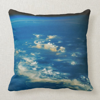 Thunderstorm Clouds Throw Pillows