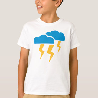 Thunderstorm lightning T-Shirt