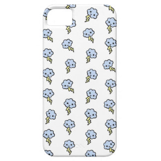 Thunderstorm Pattern iPhone 5 Case