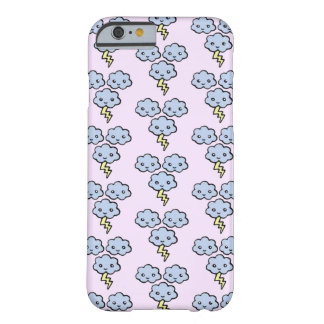 Thunderstorm Pattern iPhone 6 Case
