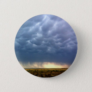 Thunderstorm Pinback Button
