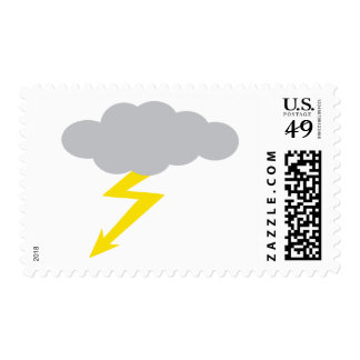 thunderstorm postage