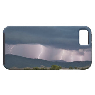 Thunderstorm produced lightning in the Jocko iPhone SE/5/5s Case