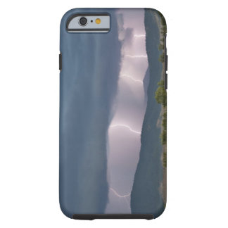 Thunderstorm produced lightning in the Jocko Tough iPhone 6 Case