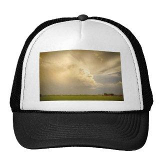 Thunderstorm Rears Ugly Head Trucker Hat