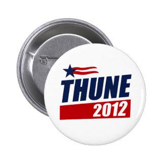 THUNE 2012 2 INCH ROUND BUTTON