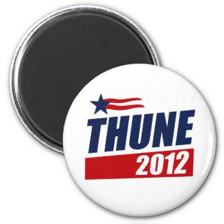 THUNE 2012 2 INCH ROUND MAGNET