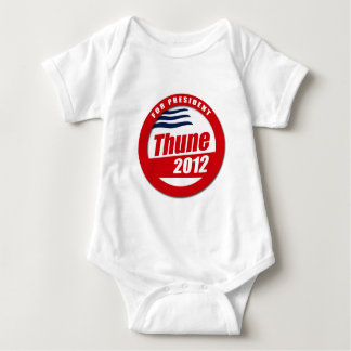 Thune 2012 button t shirts
