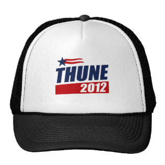 THUNE 2012 TRUCKER HATS