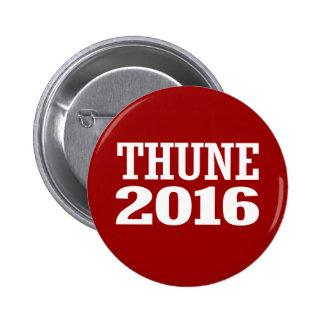 Thune - John Thune 2016 Button