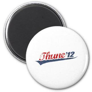 Thune Team 2 Inch Round Magnet