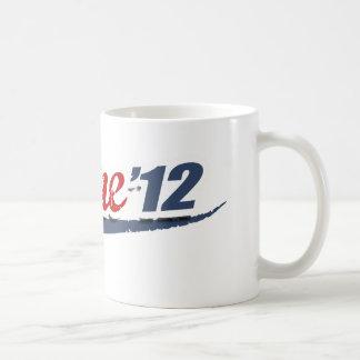 Thune Team Classic White Coffee Mug