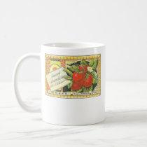 Thurber Preserved Strawberries Coffee Mug