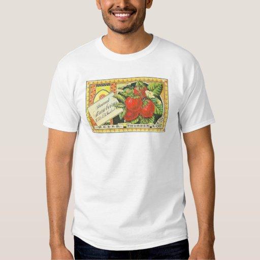 Thurber Preserved Strawberries T-Shirt