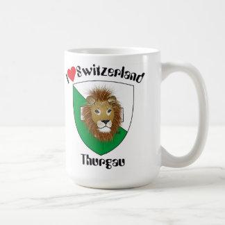 Thurgau Switzerland Suisse Svizzera Switzerland cu Coffee Mug