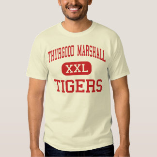 Thurgood Marshall - Tigers - Middle - Temple Hills T Shirt
