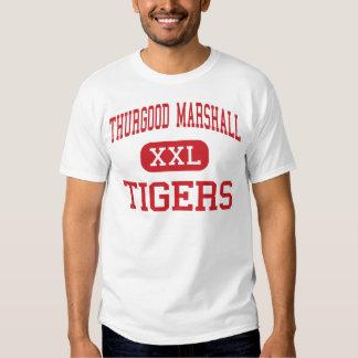 Thurgood Marshall - tigres - centro - colinas del Polera