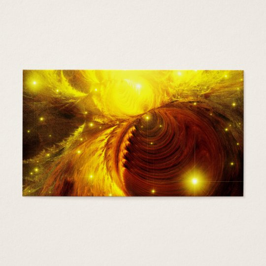 Thurian Nebula Business Card