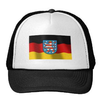 Thüringen coat of arms hats