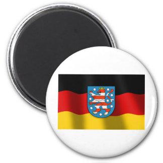 Thüringen coat of arms magnet