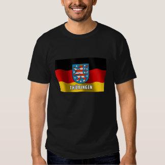 Thüringen coat of arms tshirts