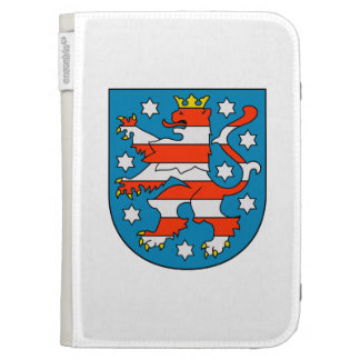 Thuringia coat of arms kindle 3 cases