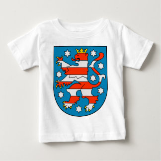 Thuringia coat of arms infant t-shirt
