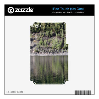 Thuringian Forest Decals For iPod Touch 4G