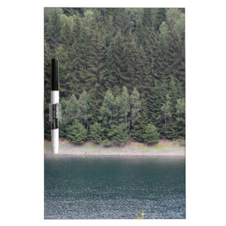 Thuringian Forest Dry-Erase Board