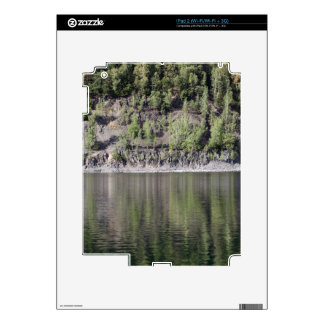 Thuringian Forest Decal For iPad 2