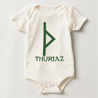 Thurisaz Baby Bodysuit