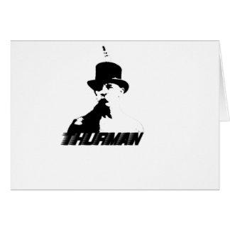 Thurman che card