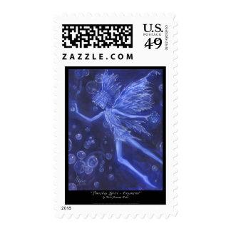 Thursday Sprite Stamp