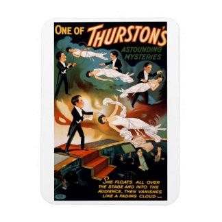 """Thurston - """"como imán de una nube de descoloramien"""