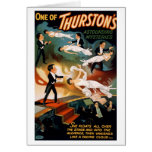 "Thurston - ""como tarjeta de una nube de descoloram"