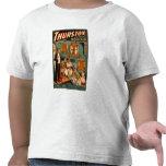 Thurston - Demons & Donkey Vanish Trick Magic T Shirt