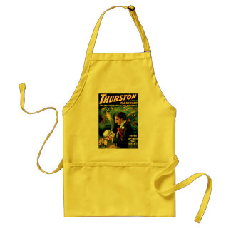 Thurston - Do the Spirits Come Back? Adult Apron