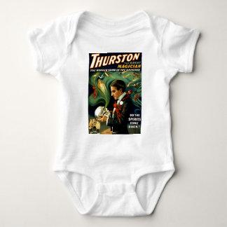 Thurston - Do the Spirits Come Back? Baby Bodysuit
