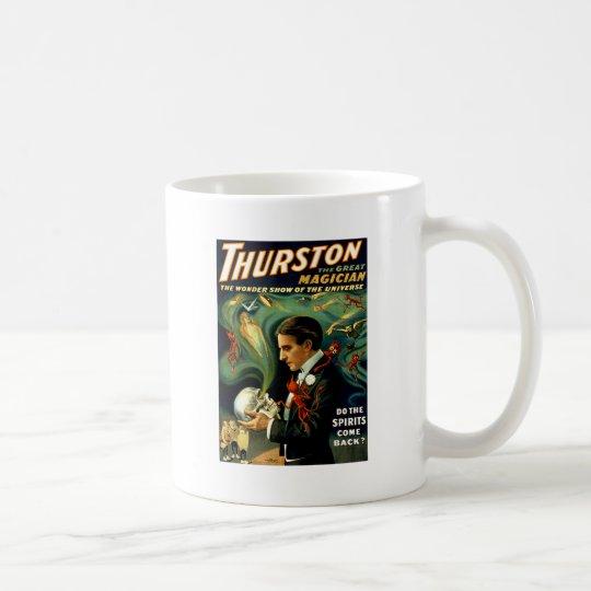 Thurston - Do the Spirits Come Back? Coffee Mug
